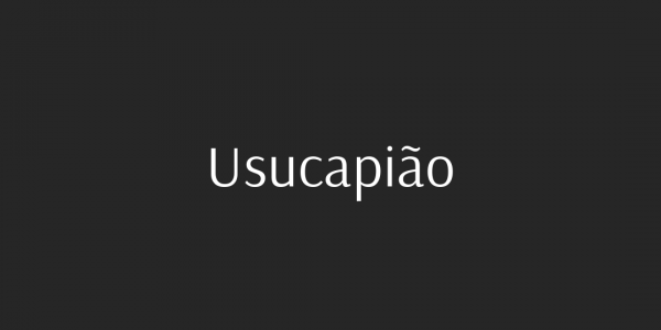 Ata Notarial de Usucapião